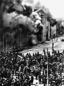 Residência dos jesuítas, em Madri, é incendiada pela chusma esquerdista