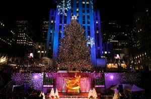 vacances de fin d'année : noel a New York