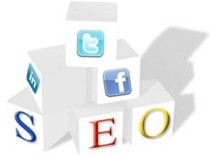 médias sociaux et seo