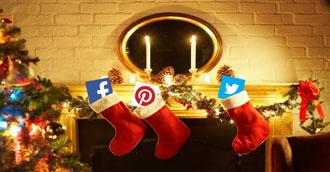 Les nouveaux canaux publicitaires pour Noël