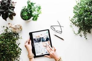 avantages commerce électronique : Présentation du catalogue en ligne
