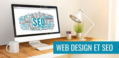 Le web design et le référencement SEO