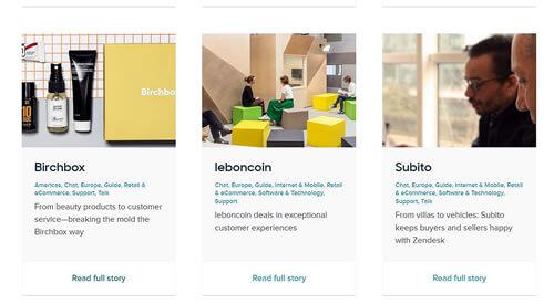 L'espace de rédaction de vos clients au cœur de votre Storytelling web design