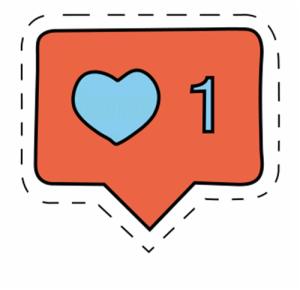 Présence sociale pour un site e-commerce fiable