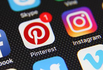 Instagram et Pinterest pour accroître votre notoriété