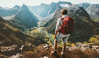 Moins de voyages en groupe et plus de voyages en solo