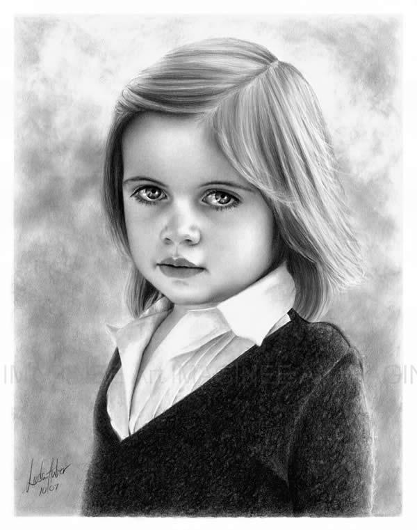 عکس تنهایی کودکانه