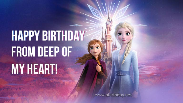 Frozen Birthday