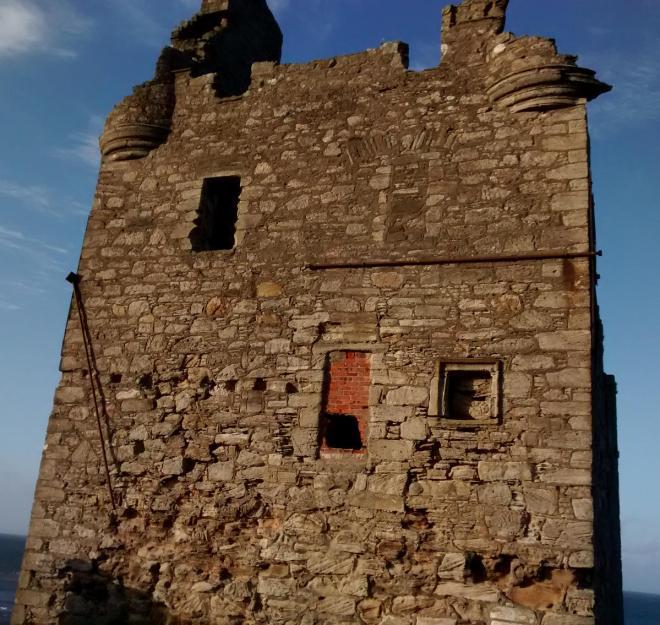 pic of tower at ayr
