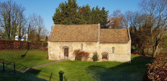 leper chapel pic