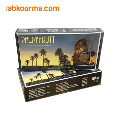 Kurma Tunisia Palm Fruit 500gr (Kurma Tangkai)