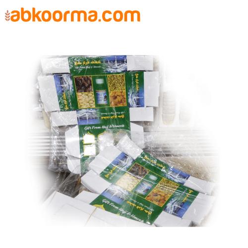 Kardus Paket Oleh oleh Umroh Haji