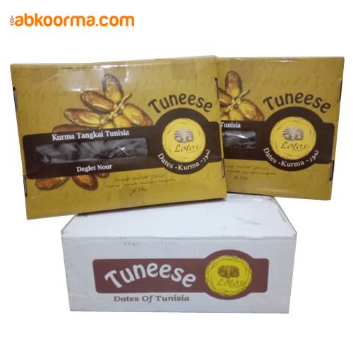 Kurma Tuneese Palm Fruit Tunisia 2 kg