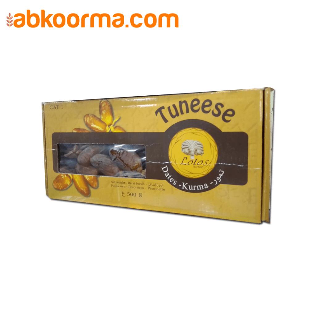 jual kurma palm fruit 500 gram tunisia tuneese jakarta