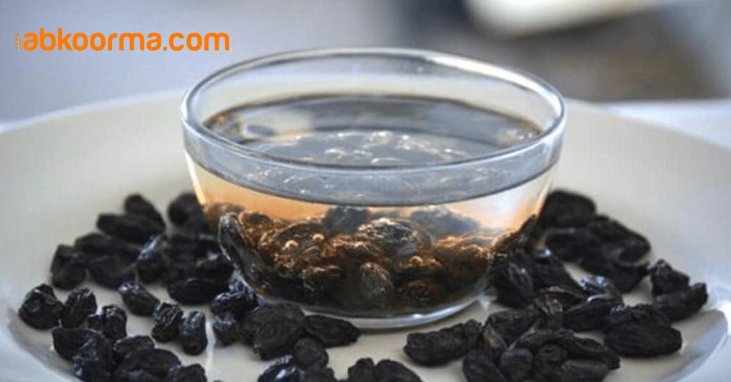 cara membuat infused water kurma dan kismis air nabeez