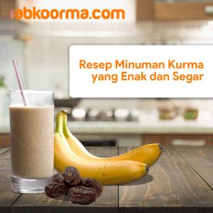 Read more about the article 5 Resep Minuman Kurma Segar dan Enak