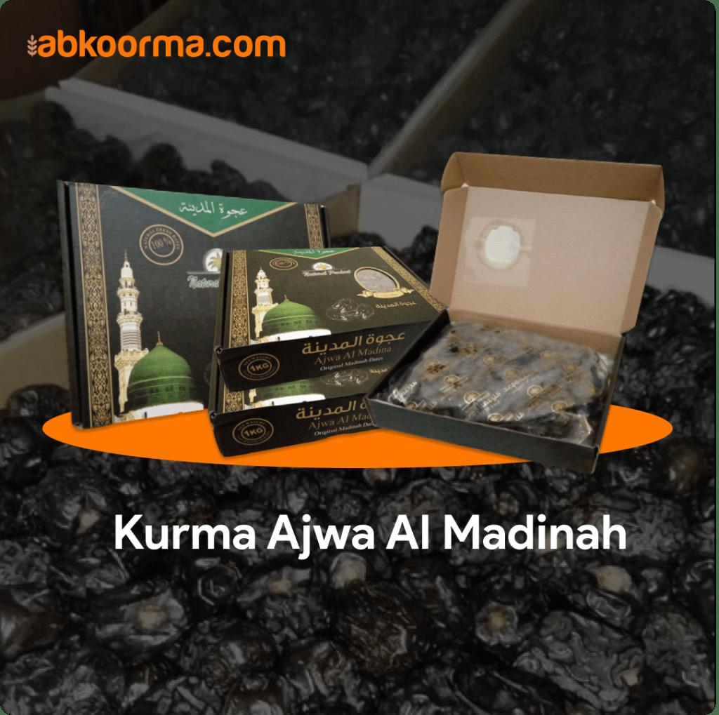 Kurma Ajwa Al Madinah - 3 Merk Kurma Ajwa Terbaik dan Terenak