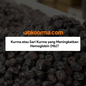Read more about the article Kurma atau Sari Kurma yang Meningkatkan Hemoglobin (Hb)?