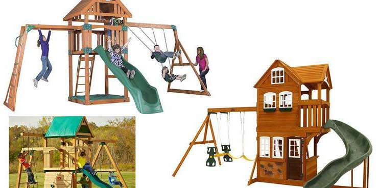 buying a swing set