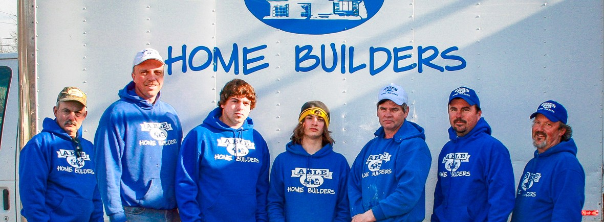The Able Home Builders Crew