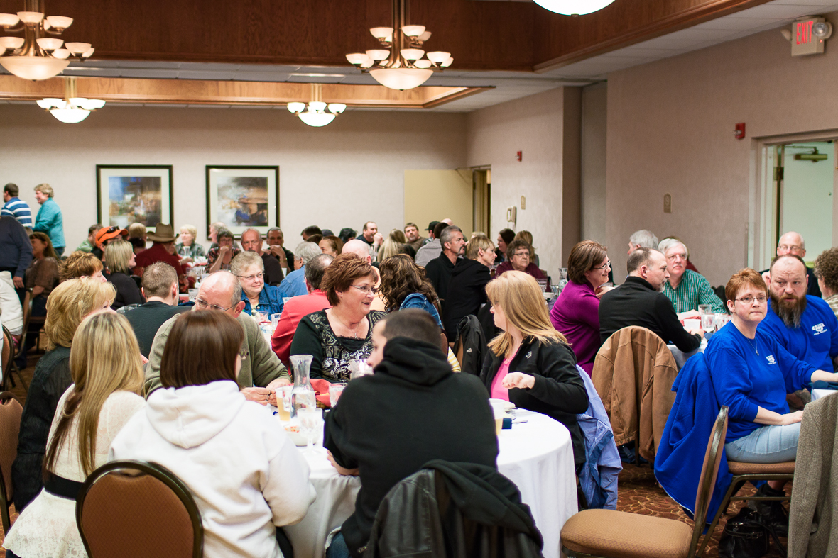 Able Home Builders Customer Appreciation Dinner, 2013