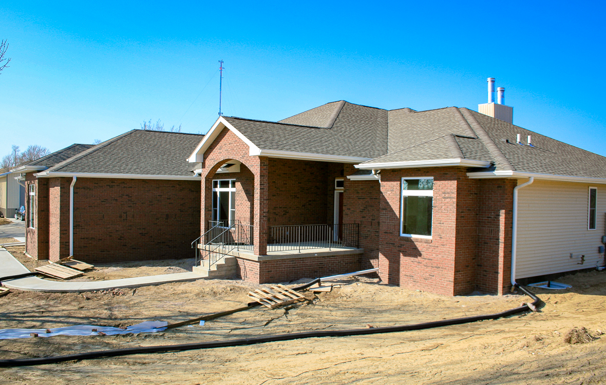 Able Homes custom construction