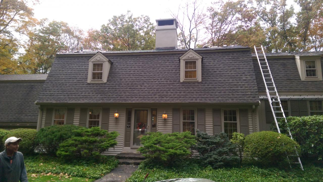 Ridgefield Roofing Repair Examples Able Roofing