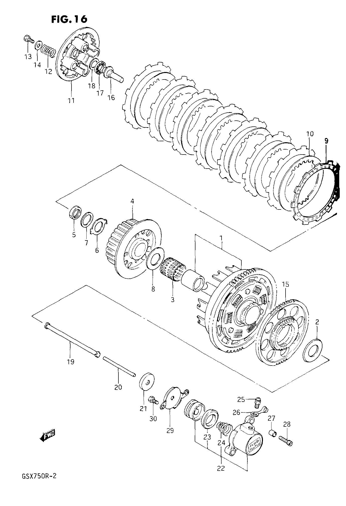 Wrg Gsxr 750 Engine Diagram