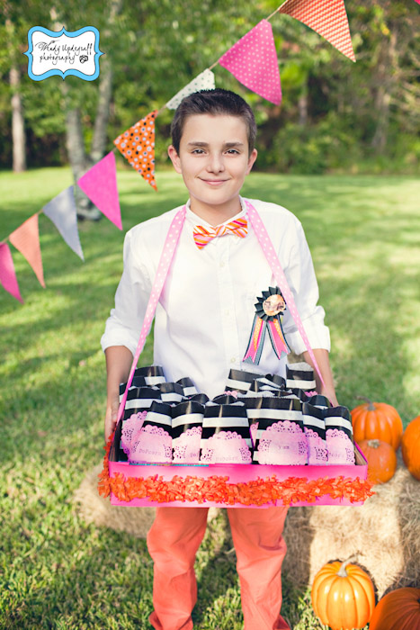 A Darling Pumpkin Party