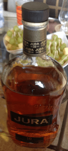 Isle of Jura 10 Whisky Flasche