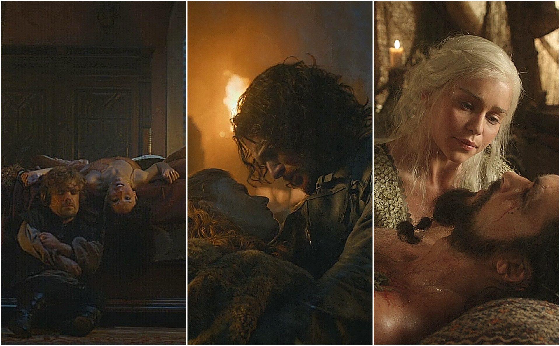 Tyrion Jon And Daenerys The Three Headed Dragon Theory