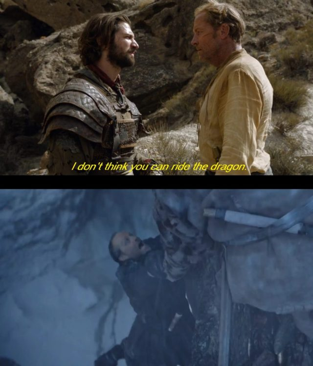 24 - Jorah Ride the Dragon