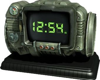 Pip-Boy 3000 Wearable Watch & Desk Clock: From Fallout Universe To Reality Watch Releases