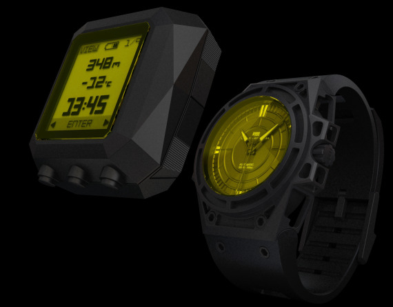 New Linde Werdelin SpidoLite Titanium Watch: Svend Andersen Finished Movement, Available Skeletonized, With DLC Watch Releases