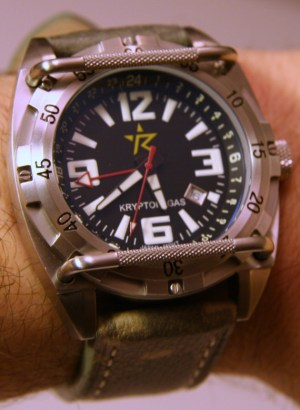 Rogue Warrior Red Cell Watch Review Wrist Time Reviews