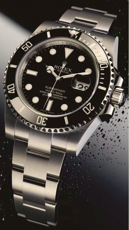 New Steel Rolex Submariner Watch For 2010 ABlogtoWatch