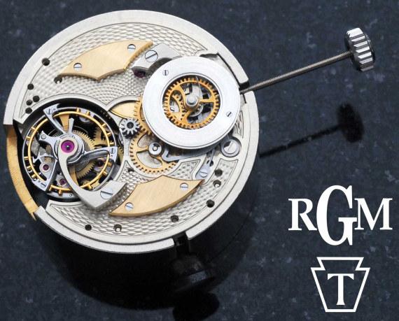 The American Tourbillon: RGM Pennsylvania Calibre MM 2 Watch Releases