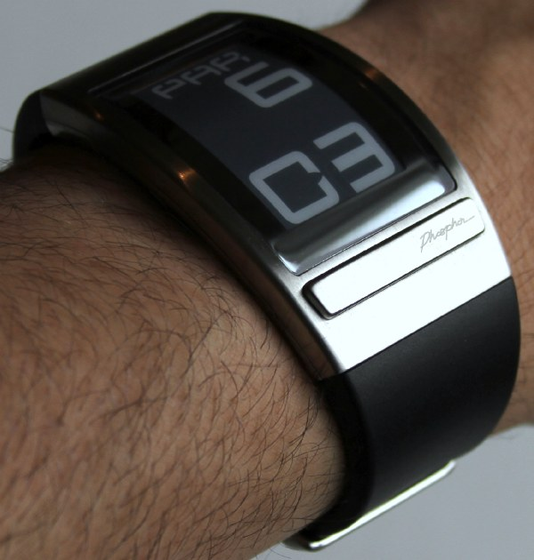 Phosphor Touch Time Watch Review — Gadgetmac