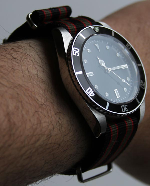 Ril Scuba Watch Review Wrist Time Reviews