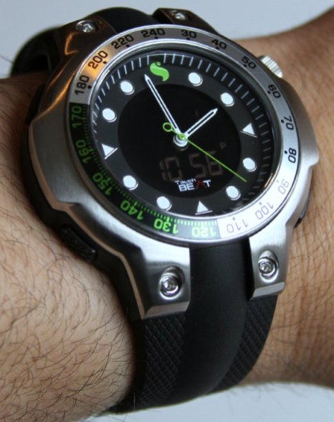 Sportourer Touch Beat HR Watch Review Wrist Time Reviews