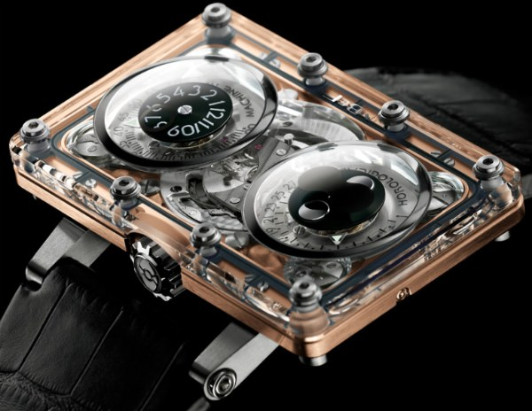 MB&F HM2 Black & Red SV Final Edition Watches Watch Releases