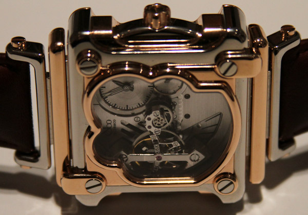 Jacob & Co. Cyclone Tourbillon Watch Hands-On Hands-On