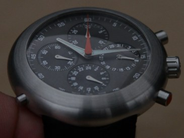 Some Ikepod Watches Hands-On Hands-On