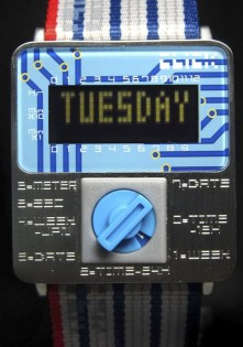 Click DIP Switch & Turn Switch, Circuit Board Style Watches Watch Releases
