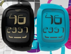 Swatch Touch Watches Watch Releases