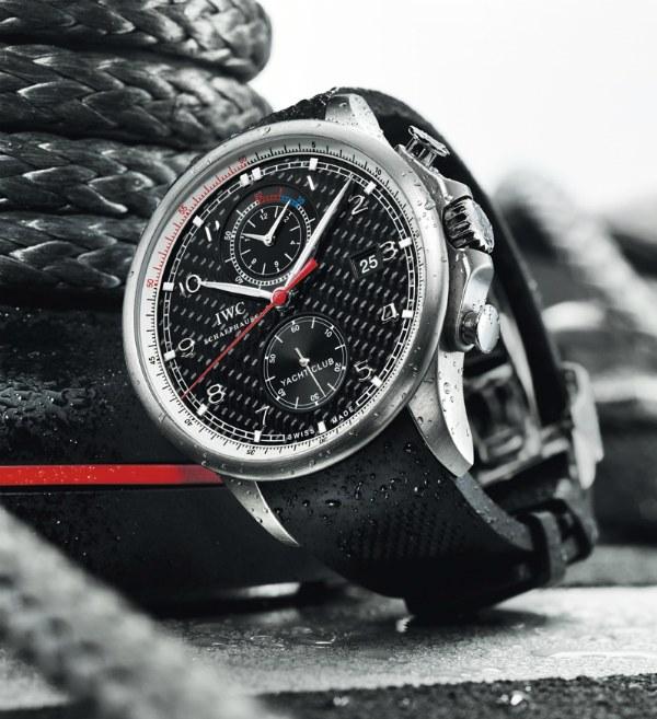 IWC Portuguese Yacht Club Chronograph Edition Watch For