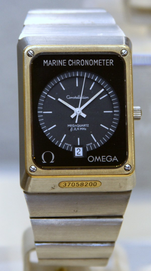 Vintage Omega Marine Chronometer Watch Hands-On Hands-On