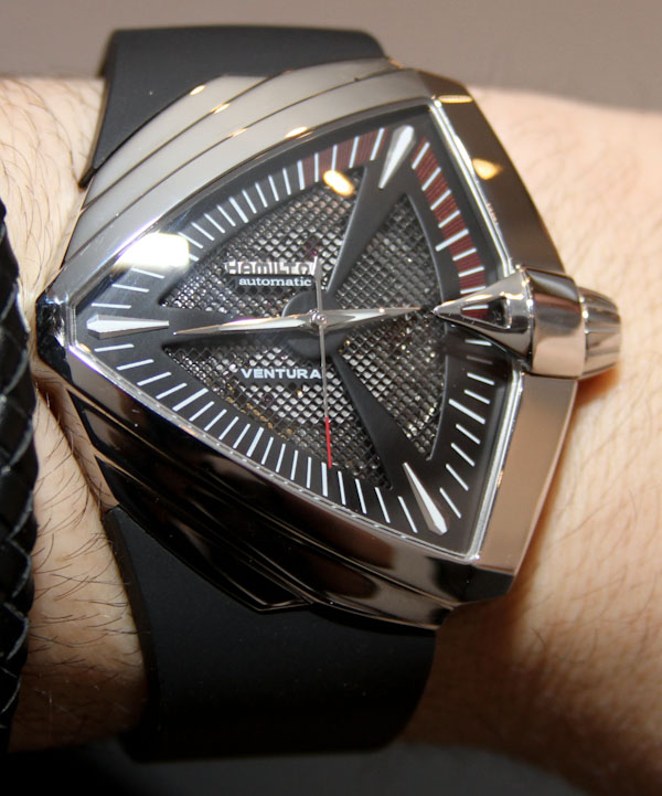Hamilton Ventura XXL Watch In Men In Black III ABlogtoWatch