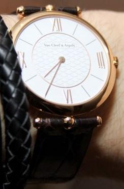 Van Cleef & Arpels Pierre Arpels Watch Hands-On Hands-On
