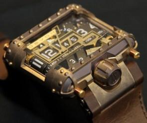 Devon Tread 1 Steampunk Watch Review Wrist Time Reviews
